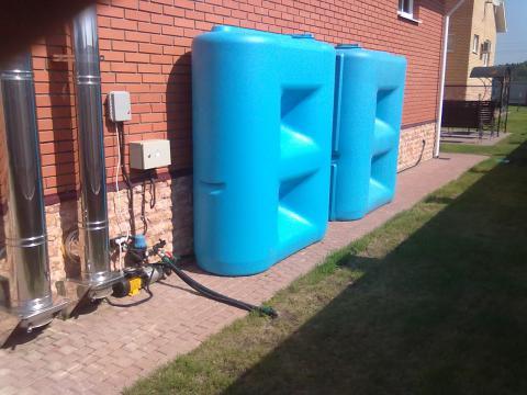 Подготовка воды для систем автополива